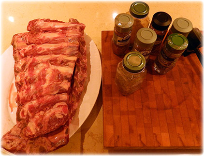 Beef back ribs are one of the most nutritious beef cuts because of the bone-to-meat ratio